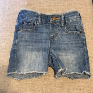 Gap baby boy jean shorts